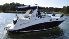 Sea Ray 260/275 Sundancer -2007. Mercruiser 350 MAG MPI -2007.