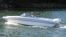 Four Winns 180 Freedom -1992. Evinrude 90 HK 2-takt -2001