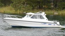Örnvik 610 MC -2002.  Mercruiser 3,0 135hk -2002
