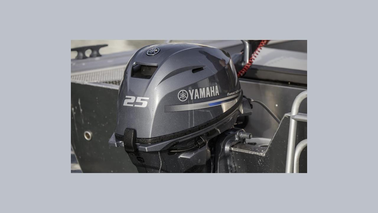 Yamaha F25GWHS/L