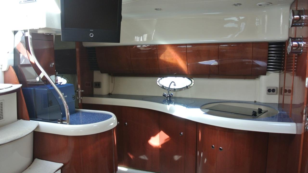 Fairline Targa 43 2004 - Inkommande