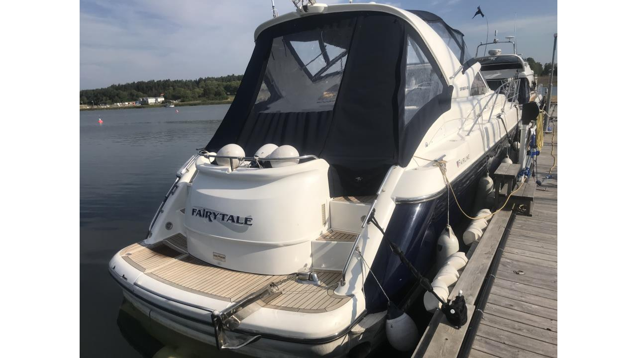 Fairline Targa 43 2001