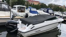 Flipper 760DC med Mercury 300 -18
