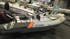 Zodiac Pro Open 550 Pluspakke Evinrude 115DGL - Hunnebostrand!