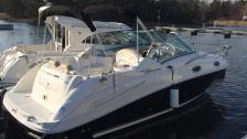 Sea Ray 240 Sundancer-08