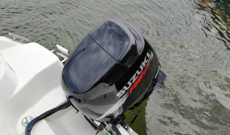 HR 510 CC, Suzuki 90 HK