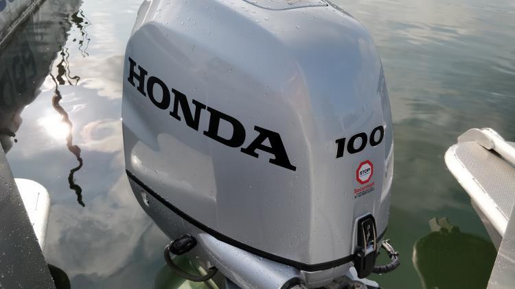 Ockelbo B18 CC, Honda 100 HK