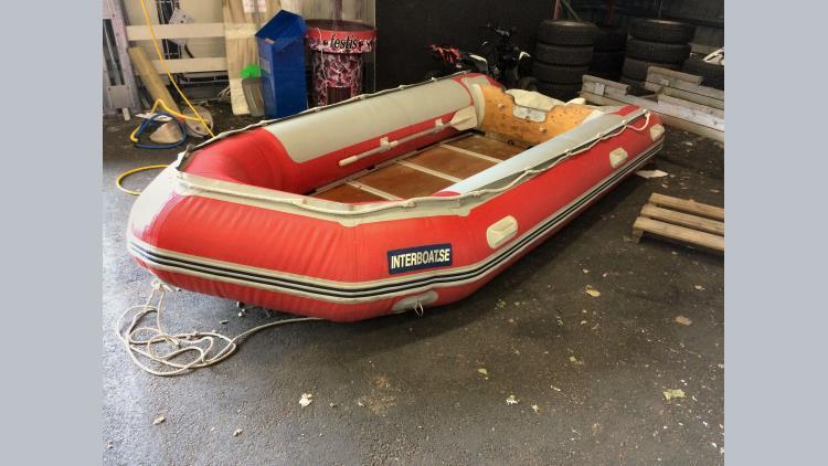 Interboat 420