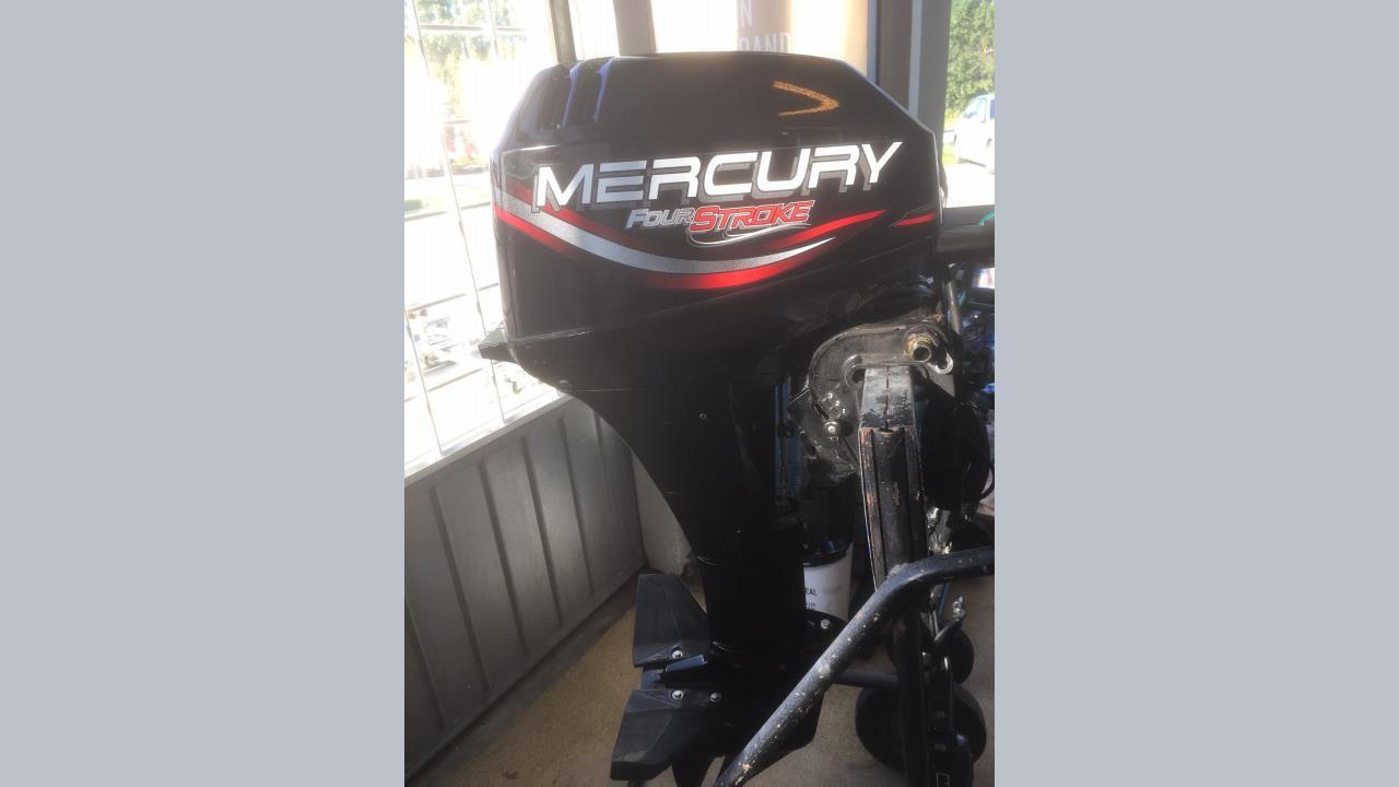 Mercury 9,9 fyrtakt-98 elst. m. reglage lång rigg