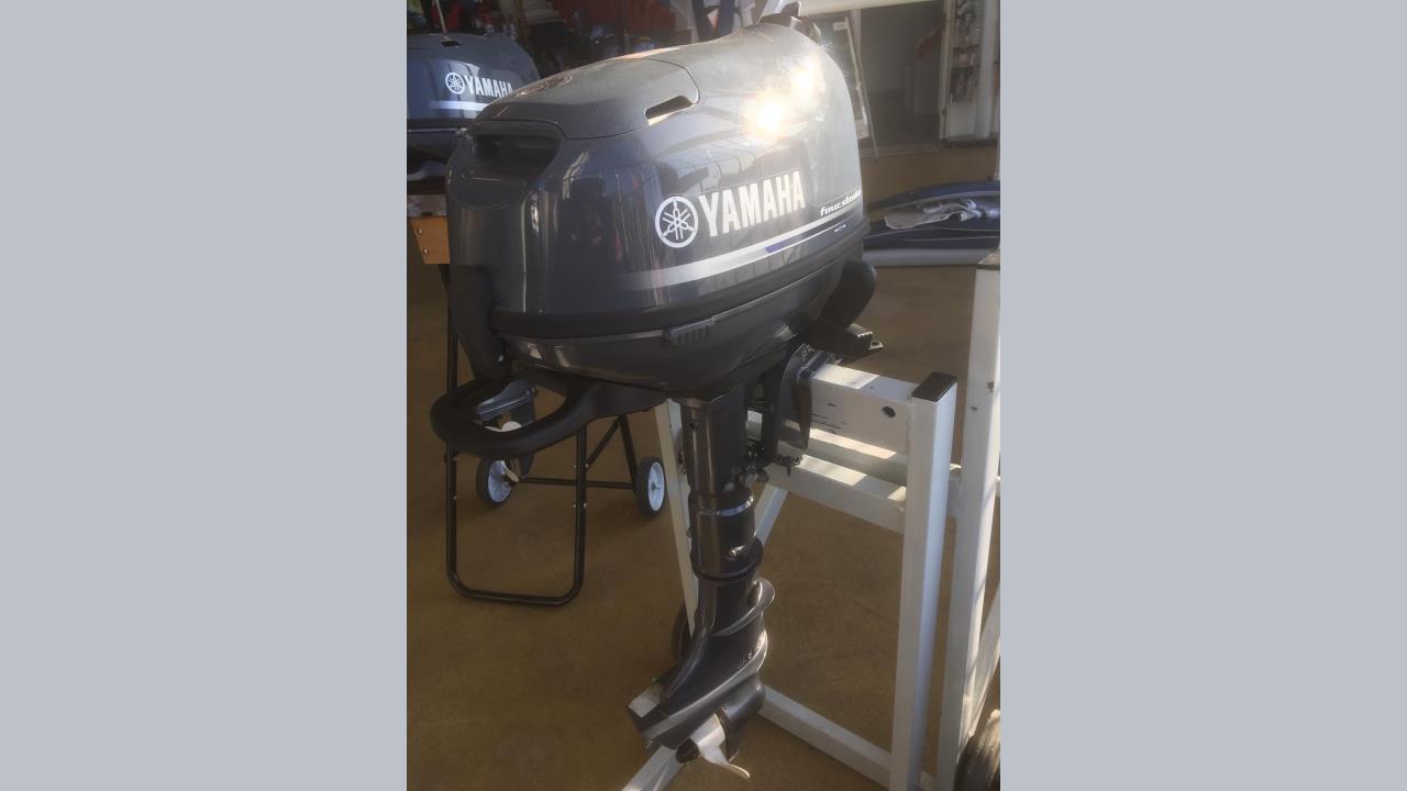 Yamaha F6CMHS, fyrtakt kort rigg
