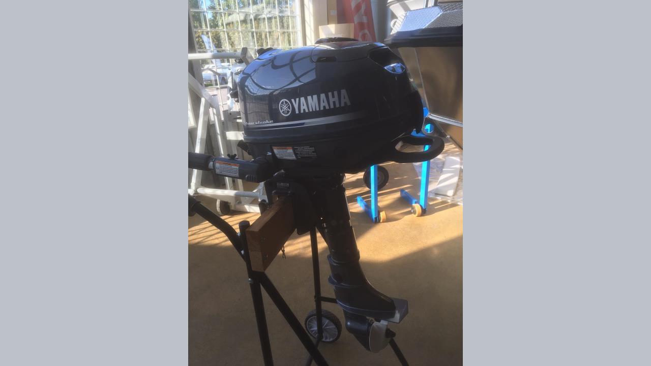 Yamaha F6CMHS, fyrtakt kort rigg-19