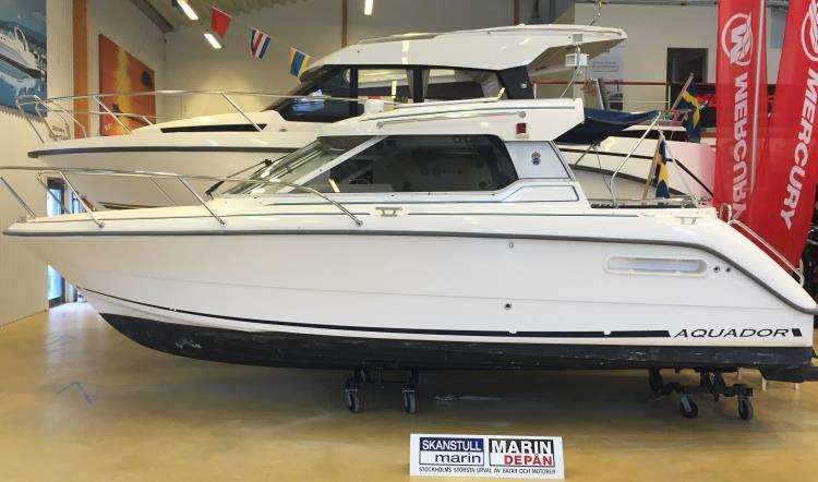 Aquador 22 HT (2001)