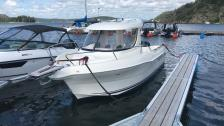 Quicksilver 640 Pilothouse, Mercury F100 -10