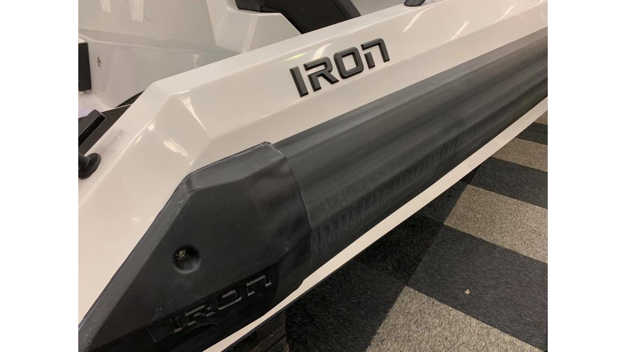 IRON 707 2020 (Grå/Svart)
