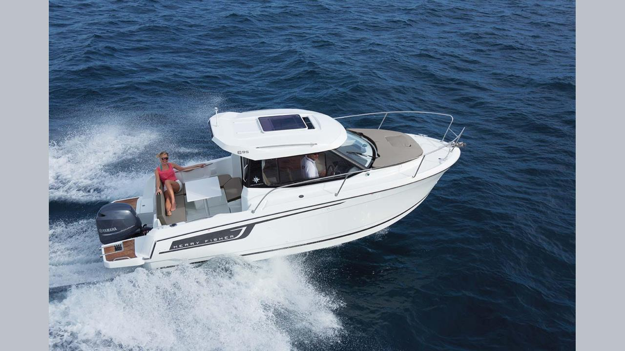 Jeanneau Merry Fisher 695 Cruiser -18 NY