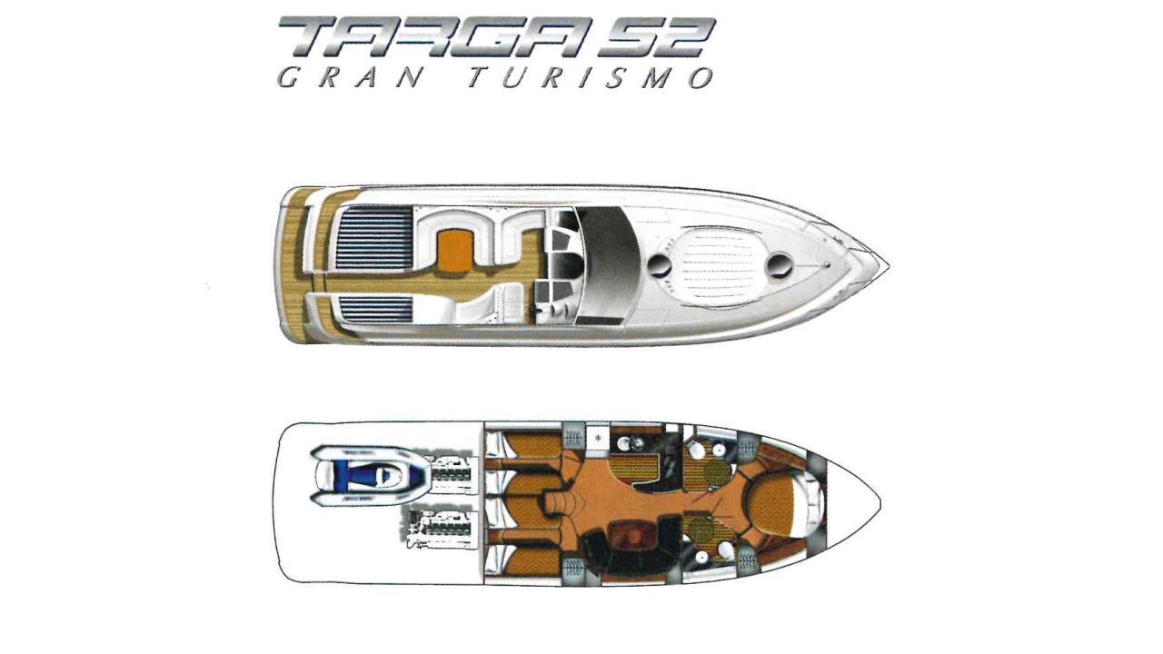 Fairline Targa 52 GT 2005