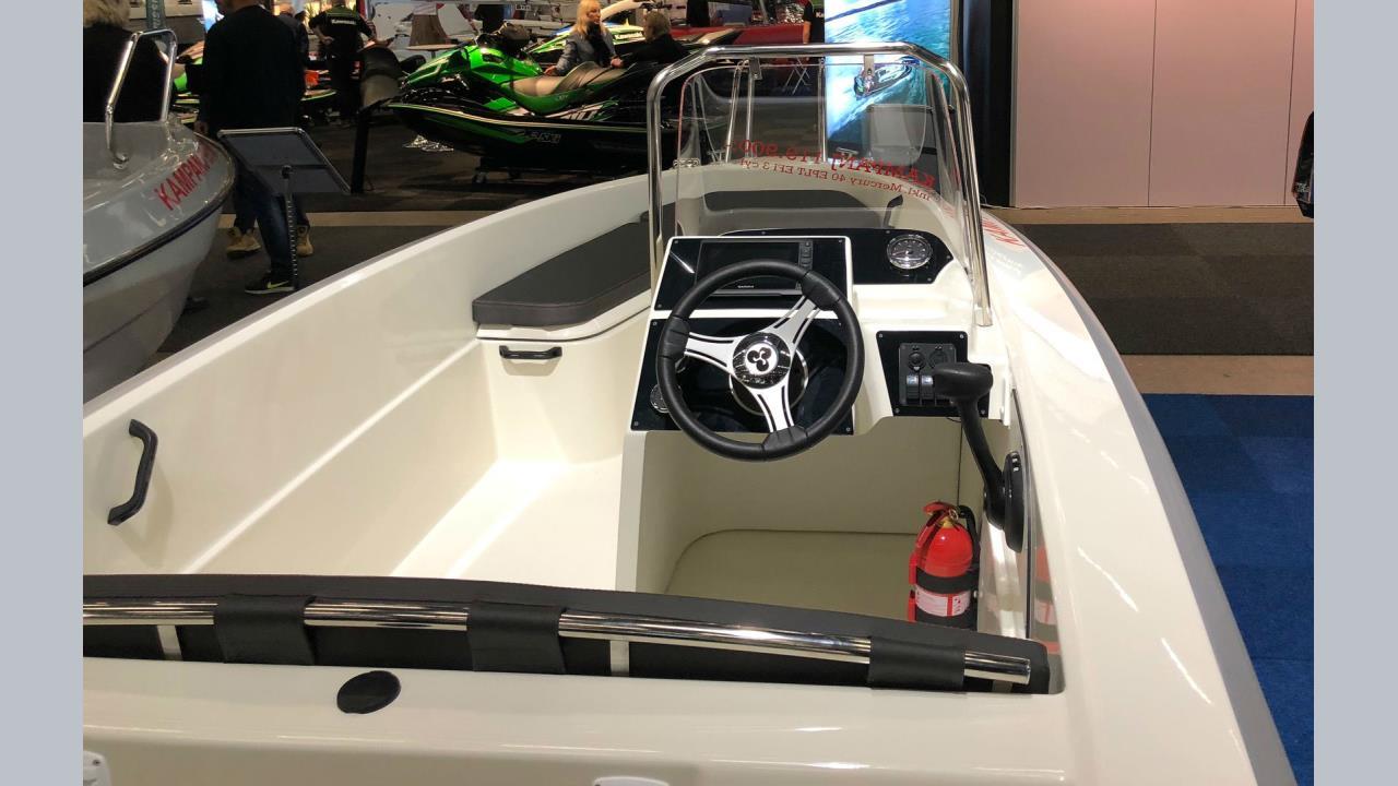 Ryds 448 Sport 2019 med Yamaha F40
