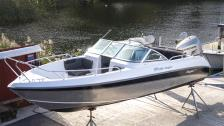 LEVERANSKLAR | Silver Eagle 650 Honda 175 HK