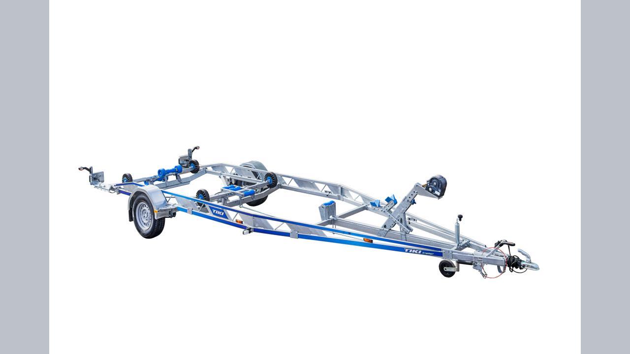 Tiki BP1800-LB Bromsad trailer 80 km