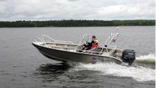 Alucraft 20 SP -2010, Yamaha F115