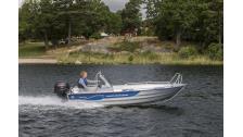 Linder Sportsman 445 Max - Suzuki DF30