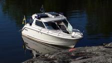 Aquador 22 HT - 2001. Mercruiser EFI 220 HK