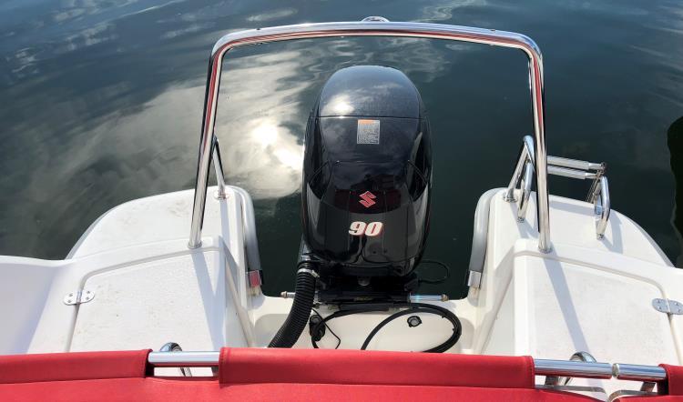 Ryds 528 DUO, Suzuki DF90