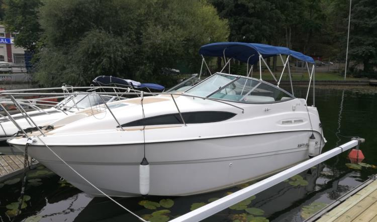 Bayliner 245 CR